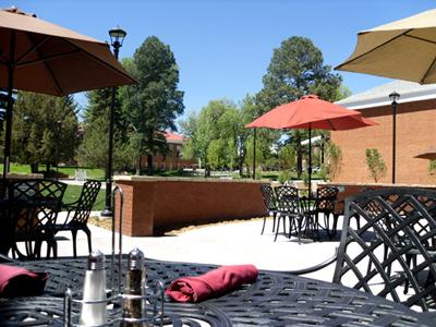 Bar & Grill patio