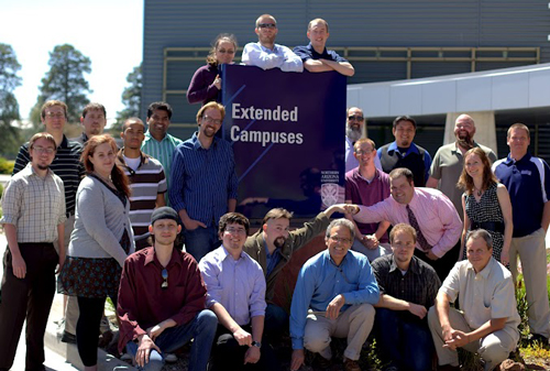 NAU's Extended Campuses Information Technology Solutions team