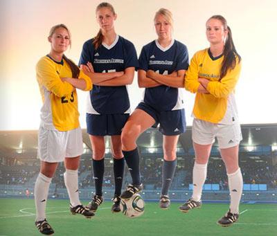 NAU women's soccer