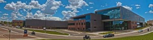 Health and Learning Center Panorama