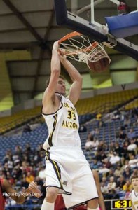 NAU basketball