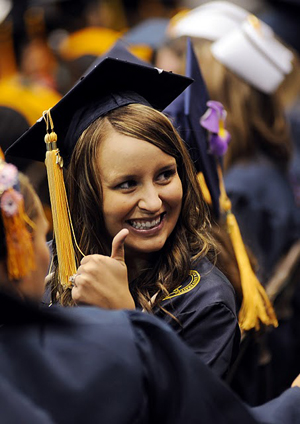 NAU to mark spring commencement with 5 ceremonies