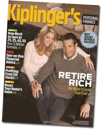 Kiplinger's Personal Finance cover