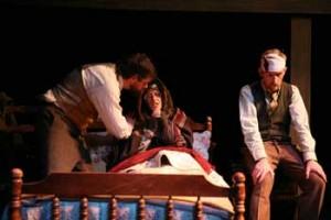 NAU Theater Students