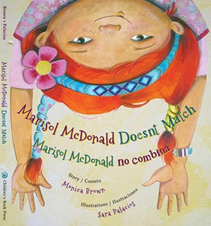 Marisol McDonald doesn't match