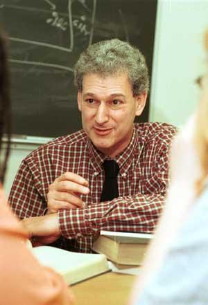 Michael Silversteian