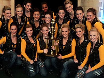 NAU dance team