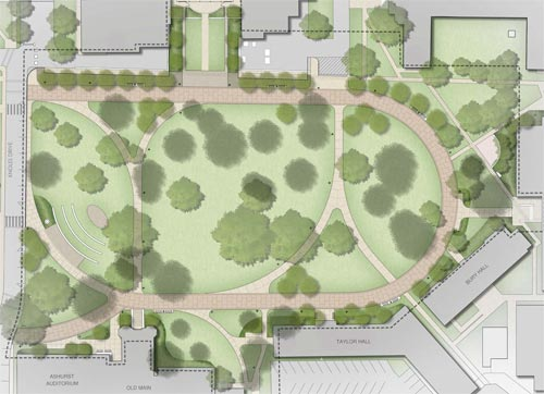 North Quad proposal