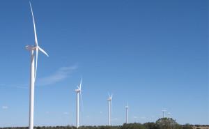 Dry Lake wind farm