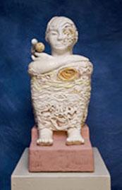 Paula Rice statue
