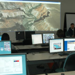 Geographic Information Systems lab at NAU.