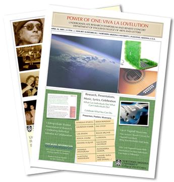 Musician brochure