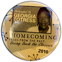 Homecoming 2010 button