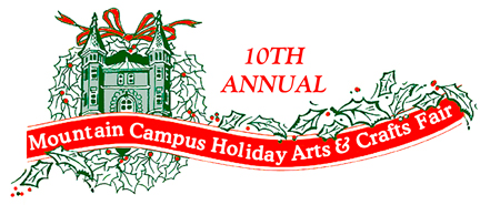 10th Annual Holiday Crafts Fair