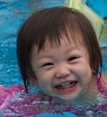 Infant swimming