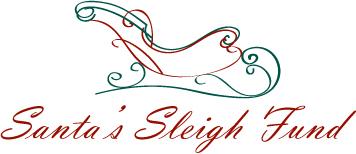 Santa's Sleigh Logo