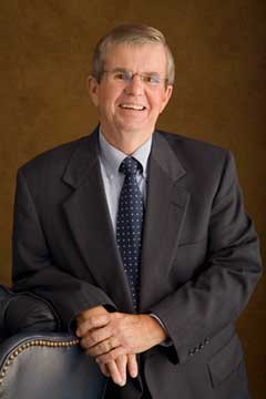 President Haeger