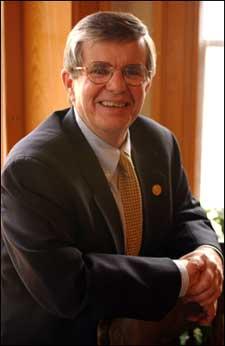 John D. Haeger
