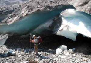 glacier scientist