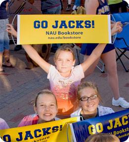 go jacks girl