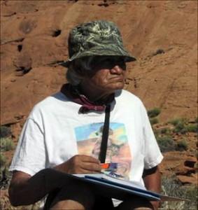 Hopi Footprints