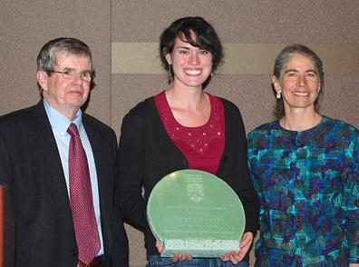 sustainablity award Jane