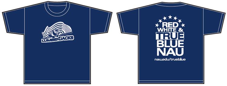 nAU shirts