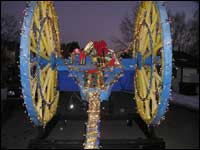 Cannon wheels