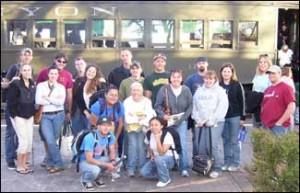 train group