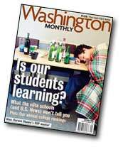 Washington magazine