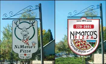 Nimarco new sign
