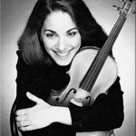 Autism advocate and violinist Laura Nadine.