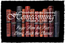 Homecoming 2010 Logo
