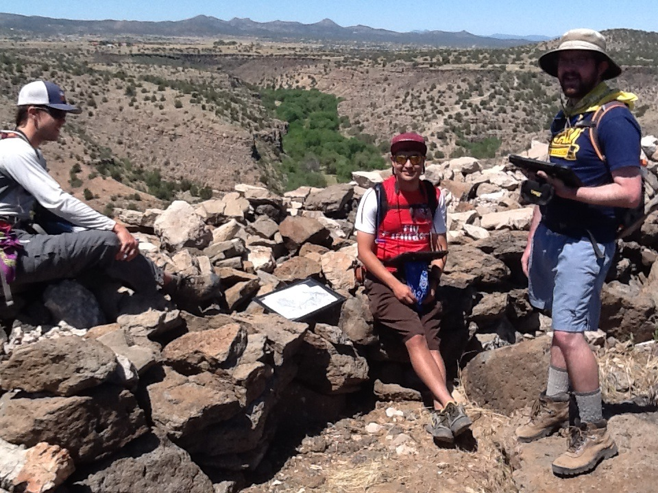 Nau Geologists Finding A Home At Pioneer