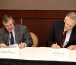 FMC signing