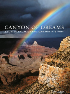 Canyon of Dreams book cover