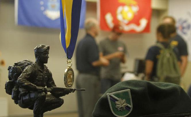 Student Veteran Center