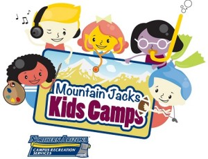 Mountain Jacks Kids Camps Northern Arizona Campus Recreation Services