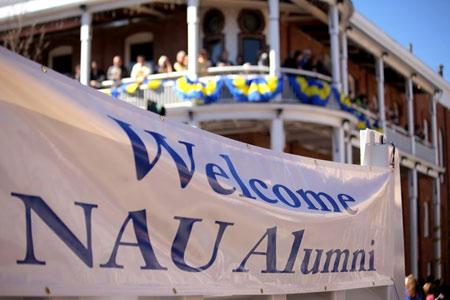 Welcome NAU Alumni