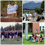 Showcasing the events of the 2014 Move-in week