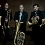 The Boston Brass ensemble