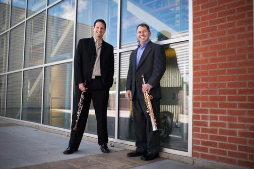 Jonathan Bergeron and John Masserini