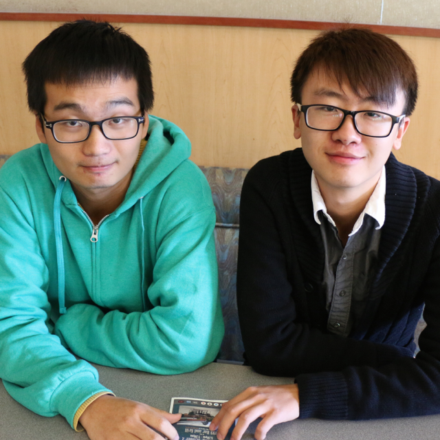 Shiwu Cai and Zheng Zhang