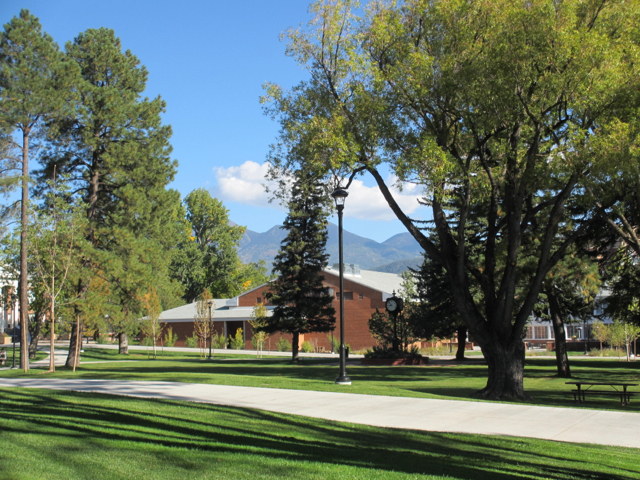 North Campus NAU