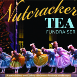 Nutcracker Tea Fundraiser a festive holiday event to help raise money for dance scholarships