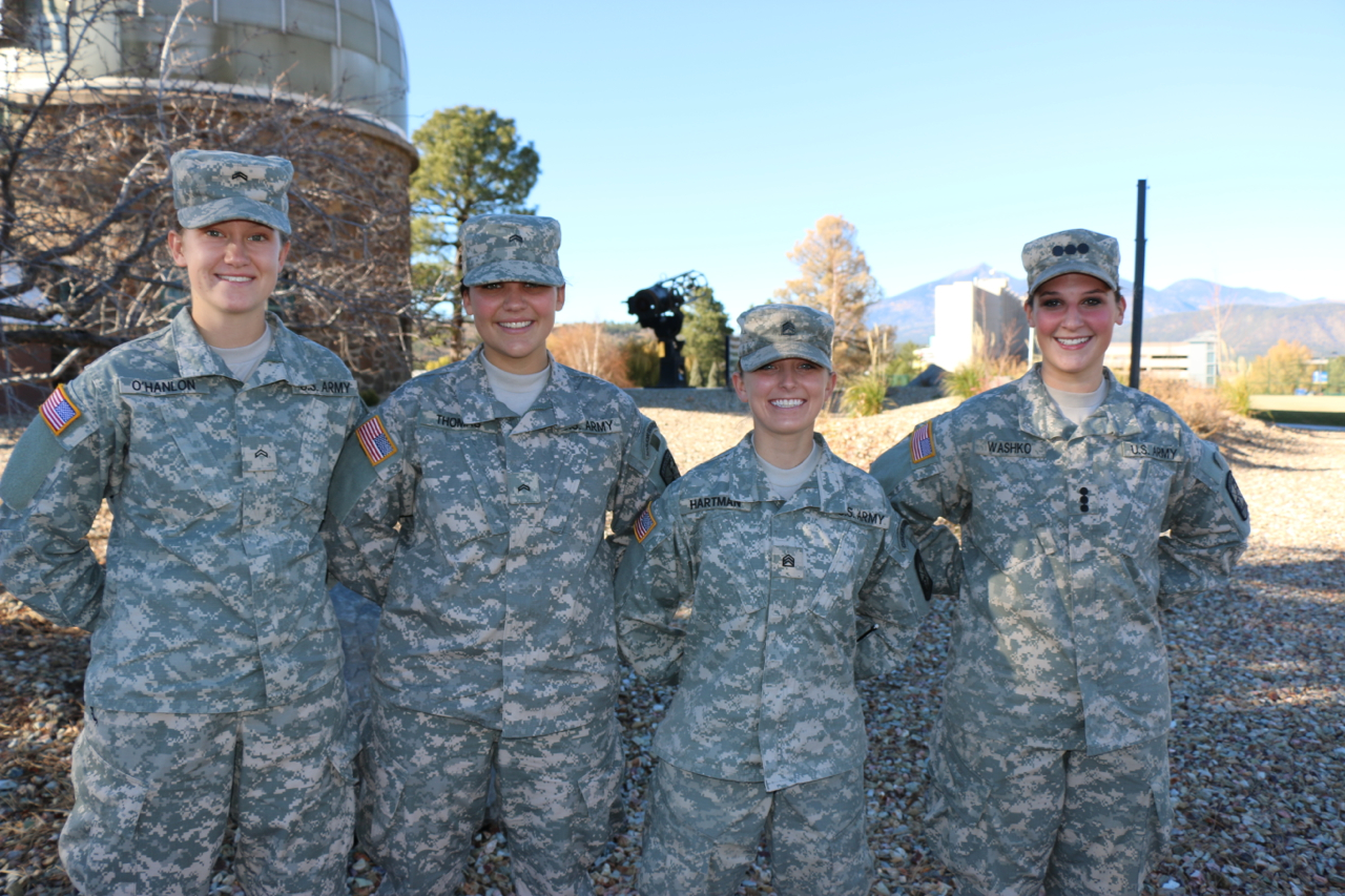 Female Cadets