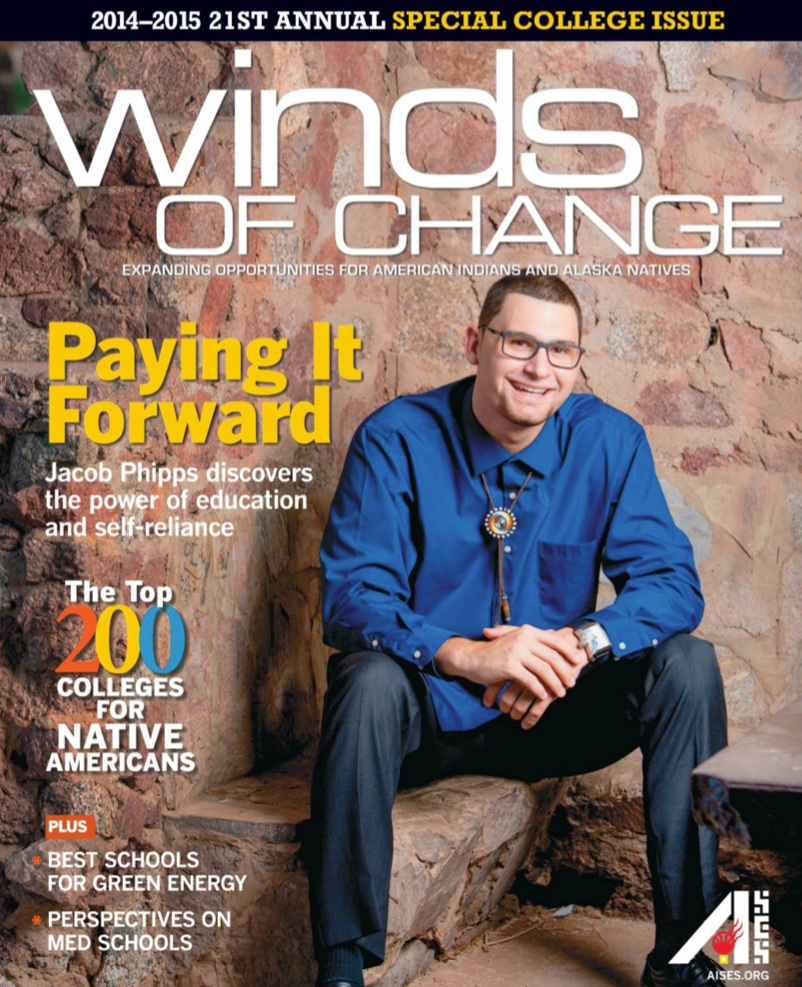 Winds of Change Expanding Opportunities for American Indians and Alaska Natives