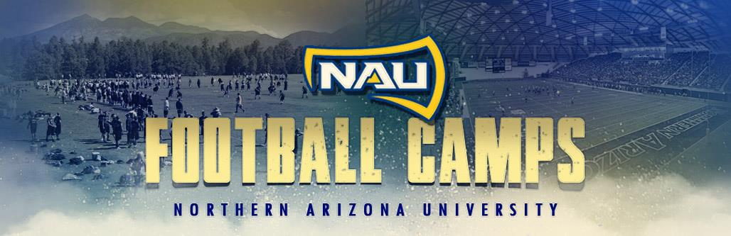 Northern Arizona University Football Camps
