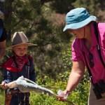 bug camp participant