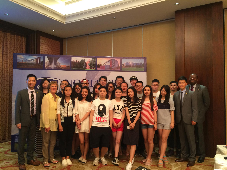 Sino-American Grads